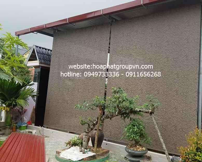 mànhche nắng mưa ban công tự cuốn tại Thái Bình.