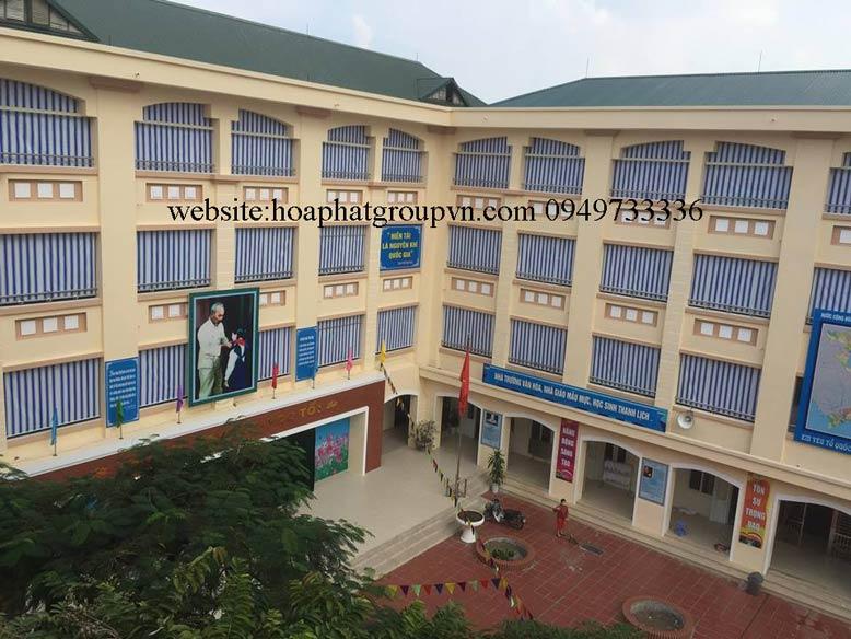 bạt che nắng mưatại Bỉm Sơn Thanh Hóa